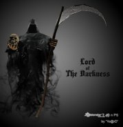 Lord of The Darkness - Blender + PS