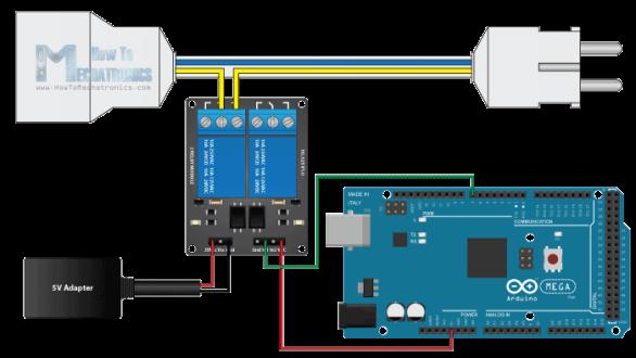 ArduinoRelayModuleCircuit   Diagram      GadoGadonya YOPI