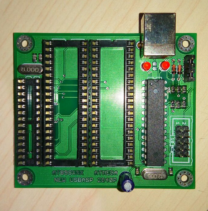 Problem with avrdude for bootloader upload to atmega328